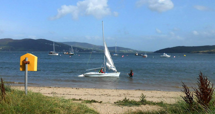 Water Activities Rathmullan Donegal