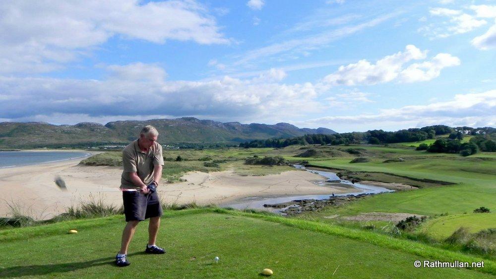 Ballybunion golf club holiday homes