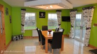 Sea View House Rathmullan Donegal - view of dining area