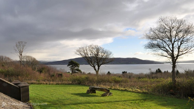 Sea View House Rathmullan Donegal - views over Lough Swilly