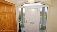 Sea View House Rathmullan Donegal - entrance