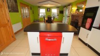Sea View House Rathmullan Donegal - spacious kitchen / dining