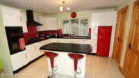 Sea View House Rathmullan Donegal - kitchen
