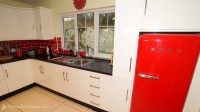 Sea View House Rathmullan Donegal - fully fitted kitchen