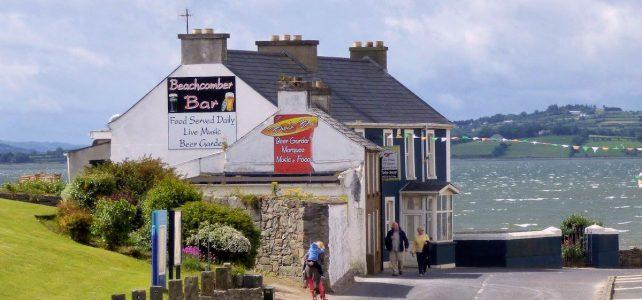 The Beachcomber Bar Rathmullan