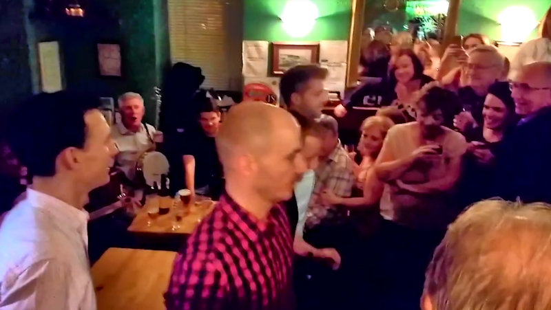Lord of the Dance at the White Harte