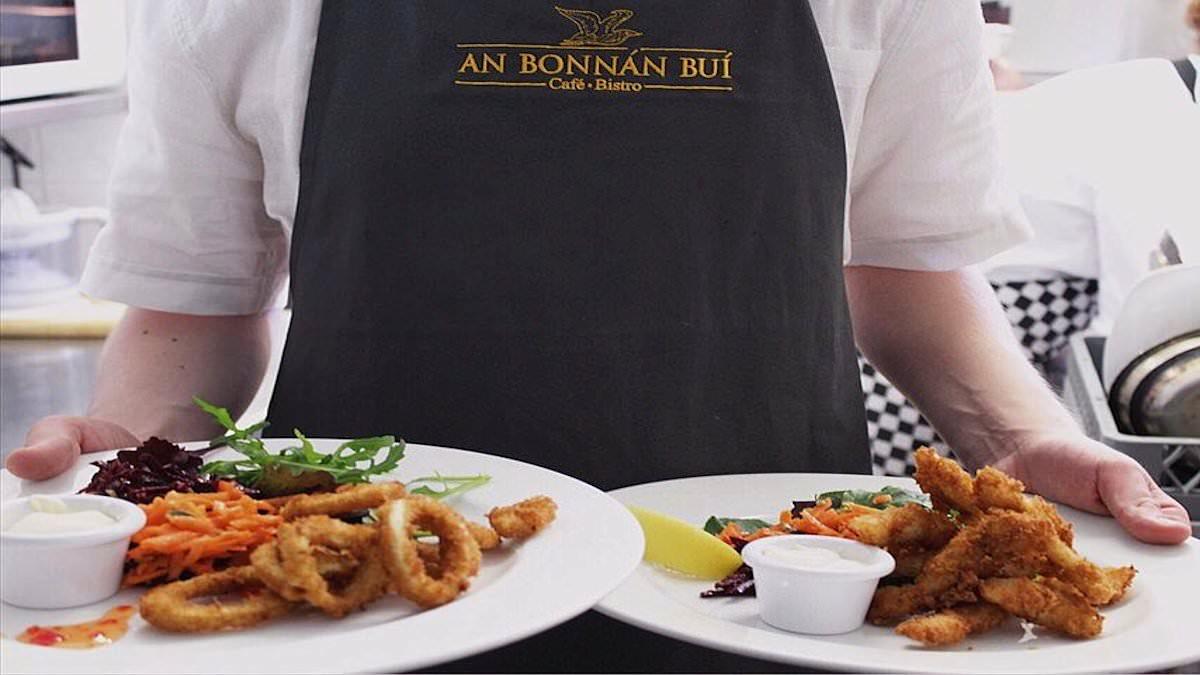 An Bonnan Buí Rathmullan